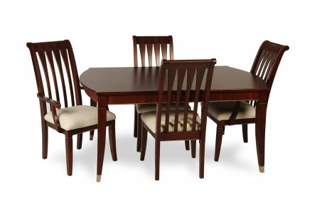 Yaletown Dining Set (5 pcs)