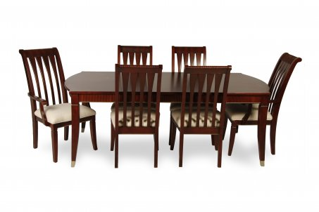 Yaletown Dining Set (7 pcs)