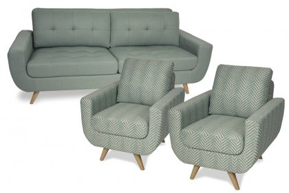 Rex Sofa Set
