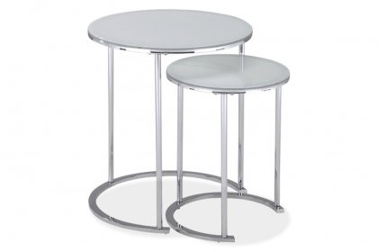 Naomi Nesting Accent Table